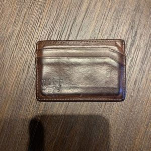 Will leather goods cardholder
